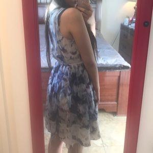 Simply Vera watercolor floral dress