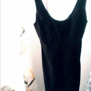 Black Solemio Los Angeles Dress