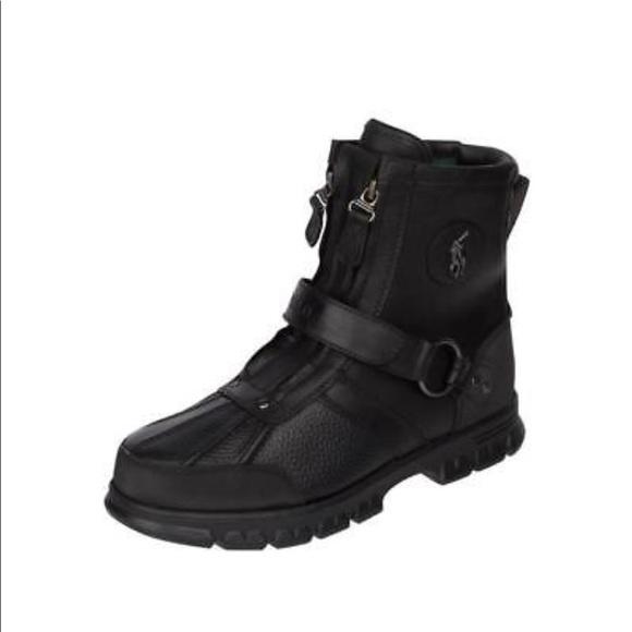 Ralph Lauren Shoes | Mens Polo Boots