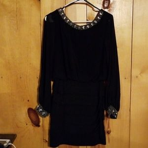 Extremely cute black formal dress