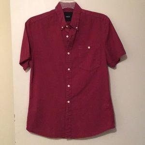 Oxblood Shirt
