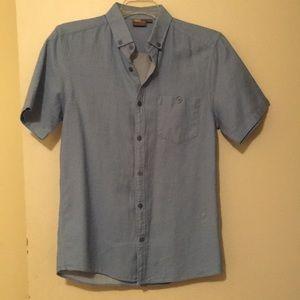 Linen Look Shirt