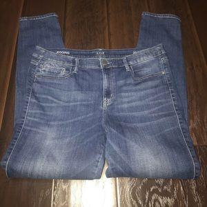 Ana jeggings mild wash jeans Sz 14