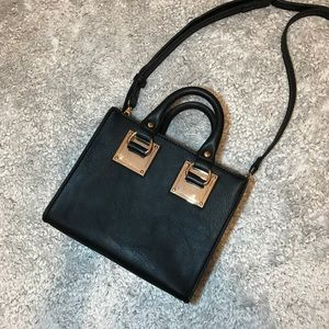 Handbags - Faux Leather Crossbody