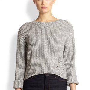 Rebecca Minkoff Giles cropped sweater