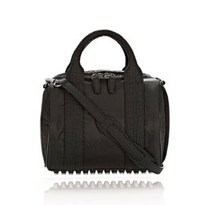 Alexander Wang Exclusive Rocco - Nylon w/ Rhodium