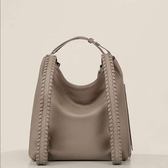 7d94e1c75f0 Allsaints small Kita backpack mink grey