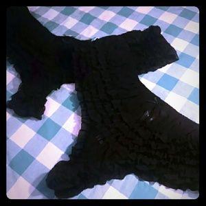 Torrid Ruffled Panties- NWT sz 4