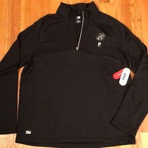 Men's Fila 1/4 Zip Pullover