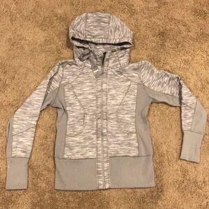 Zella zip up with hood