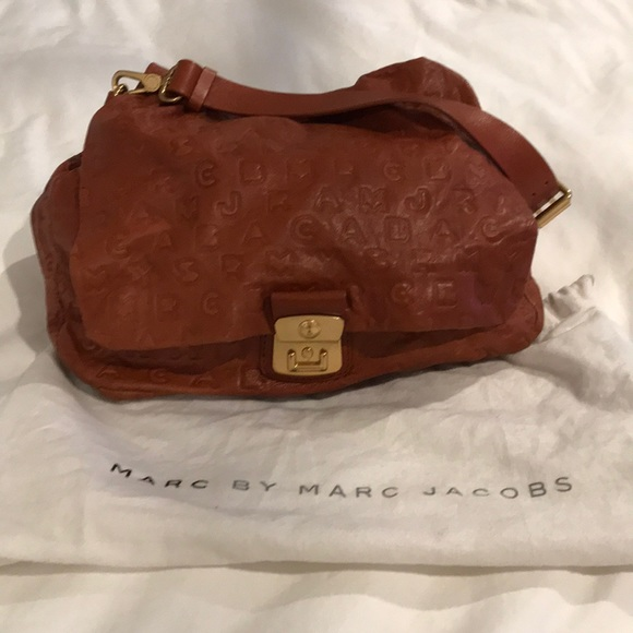 c1d364e3d Marc By Marc Jacobs Bags   Embossed Leather Purse   Poshmark
