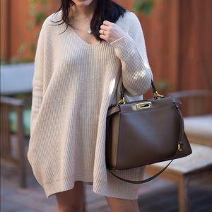 Dresses & Skirts - 🔥 FLOW Oatmeal Dress