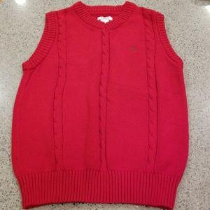 Izod Boys Sweater Vest
