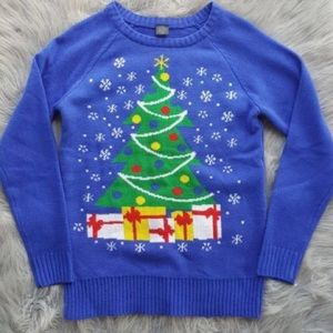 Sweaters - NWOT Christmas Tree Holiday Sweater