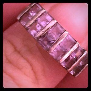 Jewelry - Beautiful Amethyst Ring