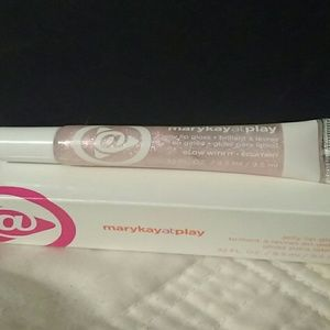 Glow with it jelly lip gloss