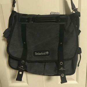 Timblerland Gray Messenger Bag