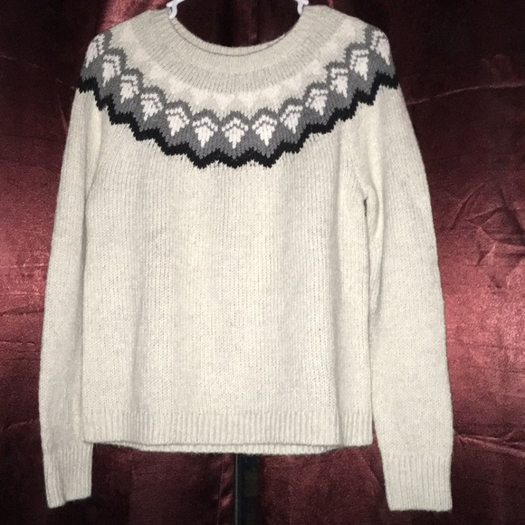 Banana Republic - Banana Republic Fair Isle sweater from ...