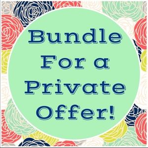 Bundle and save on 2 or more items!
