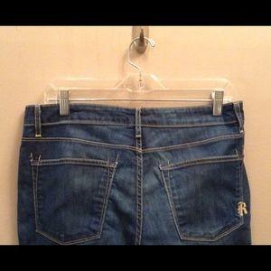 Rich & Skinny Straight Leg Nightshift Vintage Jean