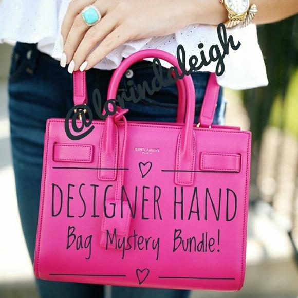 87060d2e43bc New Designer Handbag Mystery Sale!