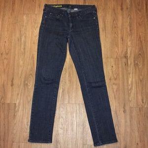 J.Crew Women Toothpick Jeans 27 x 31 Straight