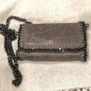 NWOT Genuine Italian Leather bag
