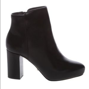 *WEEKEND PRICE REDUCTION* SCHUTZ Black Booties