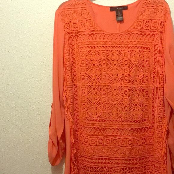 cd2b0ce2d3b2a ali miles Tops - Ali miles dress shirt