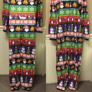 Other - NWT Ugly Sweater Onesie