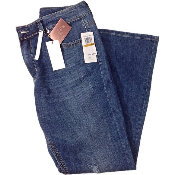 941e9c811ac Sevin7 Melissa McCarthy Silhouette Slimming Jeans.  M 5a236b20f739bcd90305d917