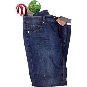Sevin7 Melissa McCarthy Silhouette Slimming Jeans