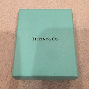 Tiffany & Co. Small jewelry box