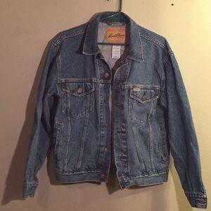 Authentic Vintage Levi Strauss jean jacket
