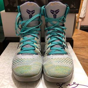 Nike Shoes - Nike Kobe IX Elite Hero high Size 11.5
