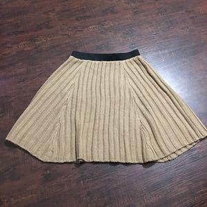 Asos knit mini skirt(new)