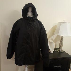 Sam's Winter Puffer Hooded Coat for Men NWOT