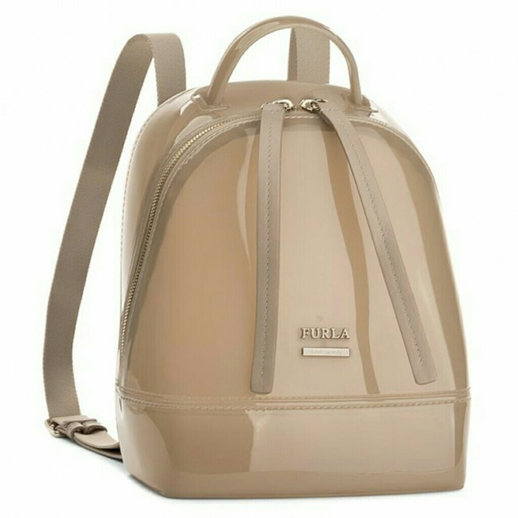 Furla Handbags - Furla candy backpack 0d343fbd24809