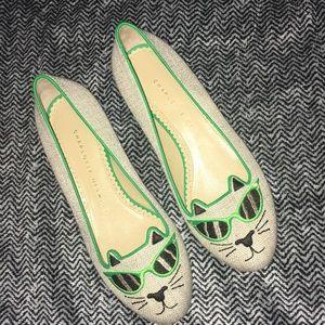 Charlotte Olympia Shoes - 🎁 Christmas present 🎁 sale!! ❄️ Charlotte Olivia