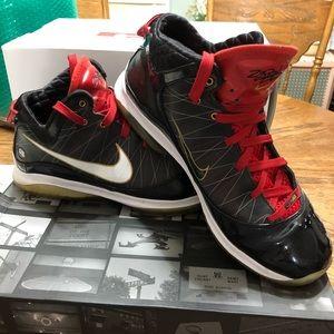 Nike Air Max LeBron VII P.S., Size 11