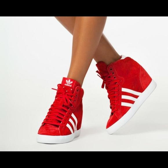 f6d764d217e adidas Shoes - Adidas Hidden Wedge Sneaker