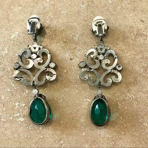 c336c75b8eea14 Butler & Wilson Jewelry - Butler & Wilson UK one of a kind Vogue earrings