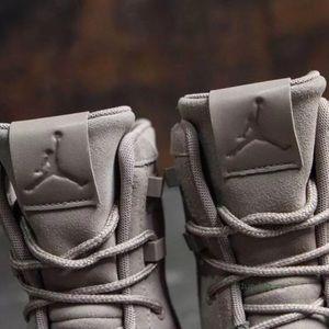 311f347fa0d ... best jordan shoes nike air jordan future boot ep khaki suede tan 520fc  3edb1