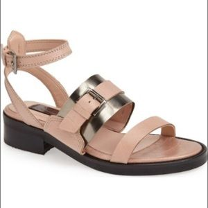 Topshop Premium 'Preeta' Sandals