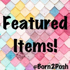 Featured Items! Some of my Favorites!