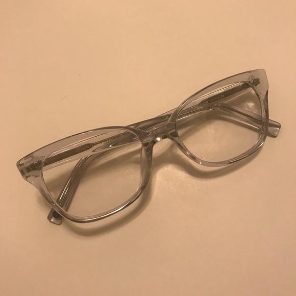 3a4f74907e74 Warby Parker Accessory Glasses- Collis Frame. M 5a238327bf6df51f88065750
