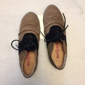 80%20 suede Oxford shoes 8