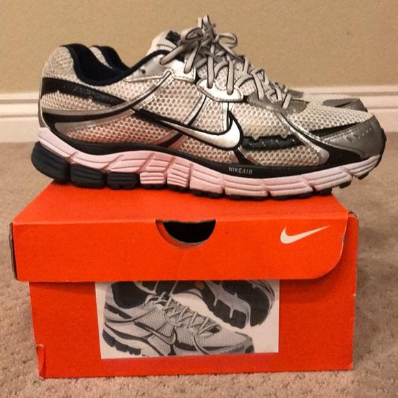 newest 09499 2e722 Men's Nike air Pegasus+ 25. Black/Silver/White.
