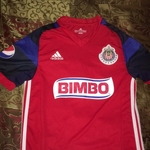 best website 8642c 7f547 Chivas jersey