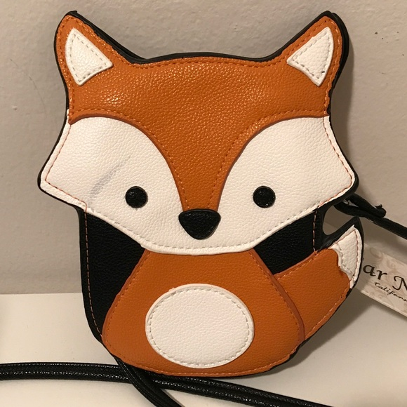 85bf5a7d3e1 Adorable Modcloth Style Fox Purse
